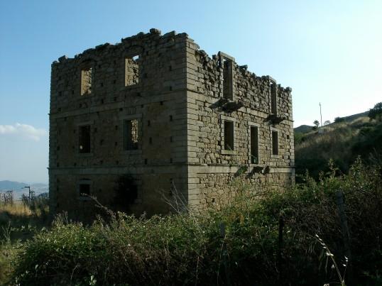 Castle in Capizzi